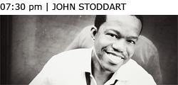 07:30 pm | JOHN STODDART