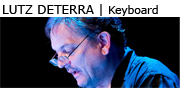 LUTZ DETERRA | Keyboard (Musical Director)
