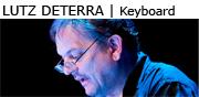 LUTZ DETERRA | Keyboard (Musical Director)