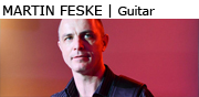 MARTIN FESKE | Guitar