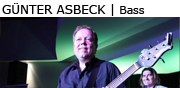 GÜNTER ASBECK | Bass